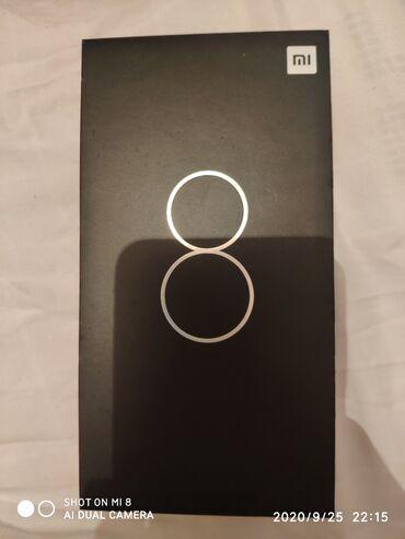 İşlənmiş Xiaomi Mi 8 128 GB qara