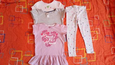 Jedna-majca - Srbija: HM helanke,i tri majice, dve Takko i jedna CiA,očuvane, veličine