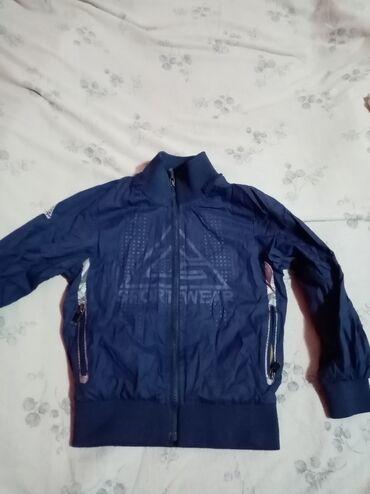 Pletena jaknica - Srbija: Decija jaknica tanja vel 8