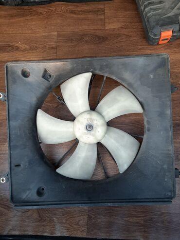 Продается вентилятор охлаждения на хонду, привозной