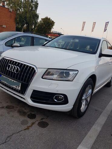 Audi q5 3 tfsi - Srbija: Q5 na prodaju top stanje tek reg. 2.0 dizel 2013 god