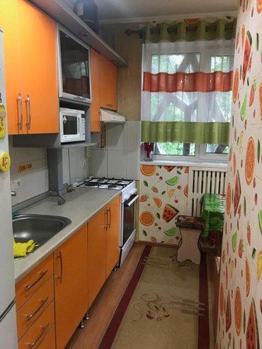 Сдаю 3к.кв+суш переделаная в кухню, в Бишкек