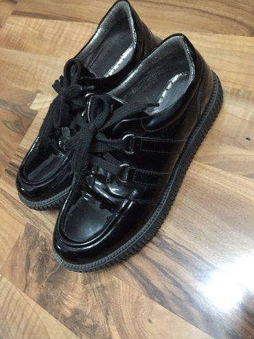Турция ботиночки 36 размер в Бишкек