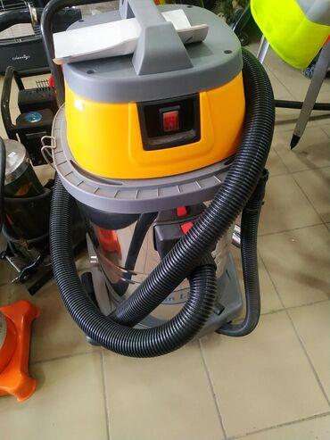 Пылесос 60 литров 220v 50Hz мощность 1500w. Подходит для автомойки