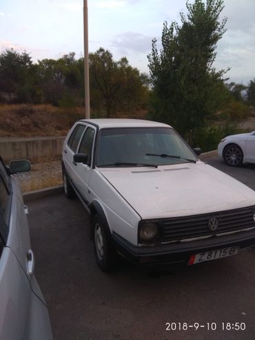 Volkswagen Golf V 1989 в Бишкек