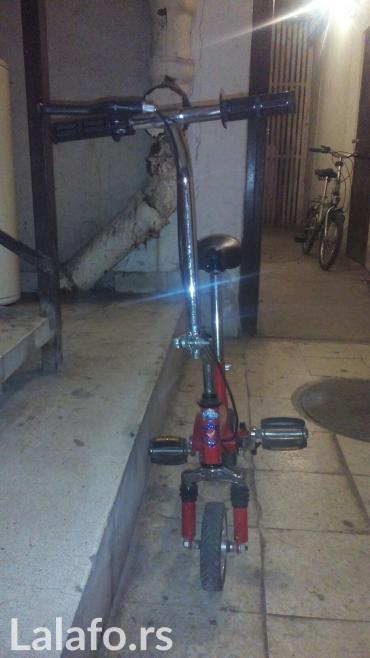 Lepa i interesantna bicikla u super stanju. Može i zamena za sve.... - Smederevo