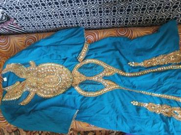 Продаю индийское платье. Размер М. в Лебединовка