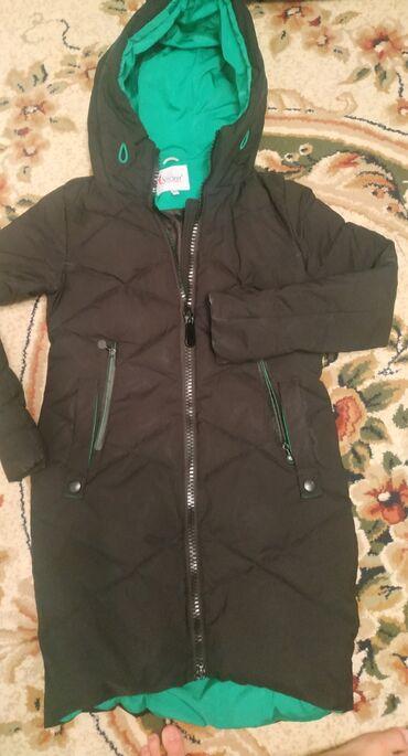 жен куртка в Кыргызстан: Зимняя женская куртка. Размер 44-46