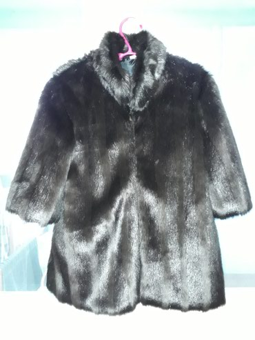 Совершенно новый меховой жилет с в Бишкек