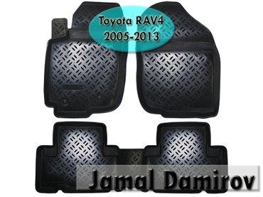 Toyota rav4 2005-2013 üçün poliuretan ayaqaltilar. в Bakı