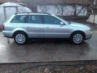 Audi a3 1 8 tfsi - Srbija: Audi A4 2.5 l. 2000 | 250000 km
