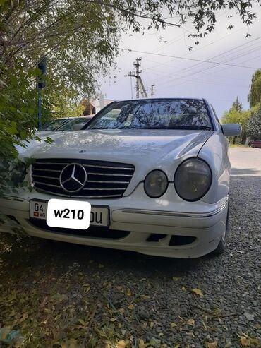 Автомобили - Джалал-Абад: Mercedes-Benz E 220 2.2 л. 2001   11111111 км