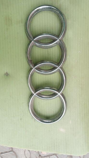 Эмблема решетки радиатора Audi A6 c5