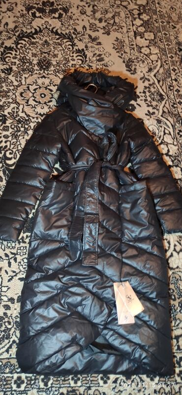 Женская одежда - Арчалы: Продается зимняя женская куртка одеяло,тренд этого сезона. Теплая