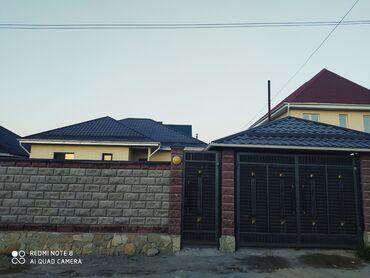 деревянный дом бишкек в Кыргызстан: Продам Дом 100 кв. м, 5 комнат