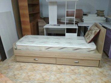 кровать одноместный качество отличное удобно в Бишкек