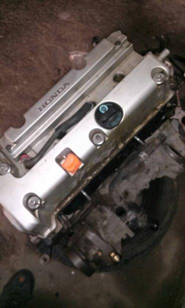 Продаю двигатель honda k24a. объем 2. 4. 160 л. в Бишкек