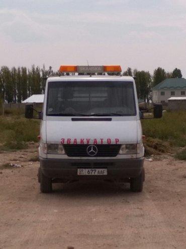 Эвакуатор mercedes sprinter в Чон-Сары-Ой