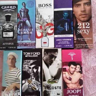 Parfem i ml - Srbija: Muski i zenski parfemi 40 ml