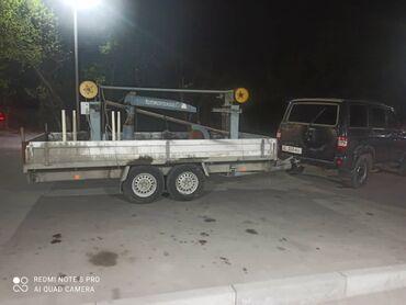продам пуделя в Кыргызстан: Продаю прицеп заводской из Германии в отл сост длина 4м ширина 1.90. С