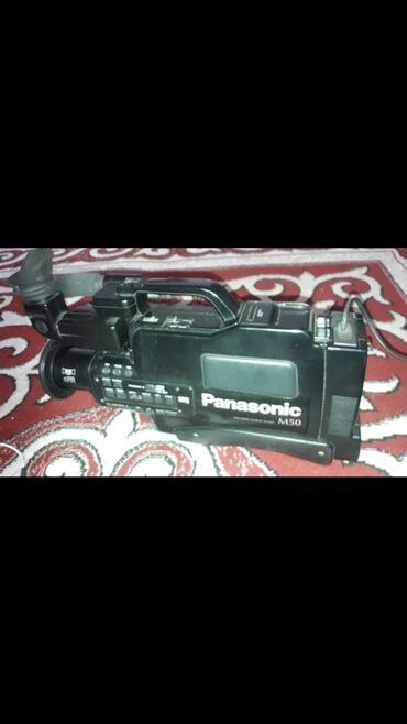 """Шпионская видеокамера - Кыргызстан: Продаю срочно.""""Panasonic """"M50 Состояние хорошее, в комплекте есть"""