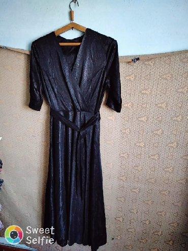 блестящее платье большого размера в Кыргызстан: Вечернее блестящее платье. 50 размер