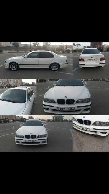 bmw 5 серия 535d steptronic - Azərbaycan: BMW 2.5 l. 2001