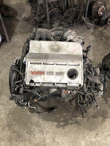 toyota япония в Кыргызстан: Tayota привозные двигателя с японии  Тайота 1mz 2 wd 4wd Тайота Пассо