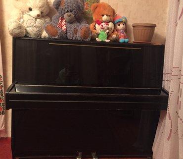 Продаю пианино «Аккорд» производство СССР,в хорошем состоянии. в Шопоков