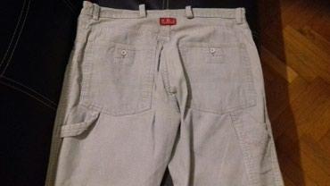 Pantalone-velicina-m - Srbija: Muske Replay somotske pantalone velicina 36