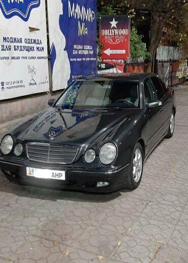 Mercedes-Benz E-Class 3.2 л. 2000 | 325600 км
