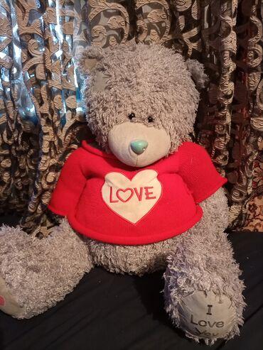 Детский мир - Токмок: Мишка Тедди,хорошего качество,куплено в Москве,,в отличном