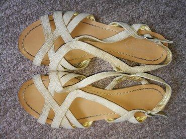 Ženska obuća | Novi Banovci: Springfield sandale, veličina 39