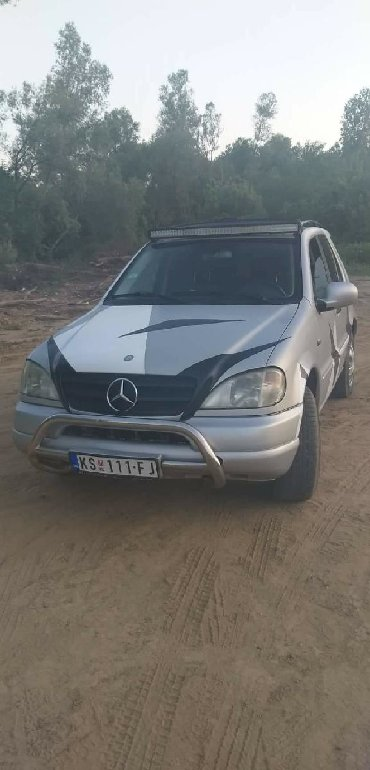 Mercedes-Benz 270 2002 | 320000 km