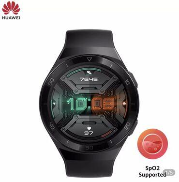 Huawei Watch gt2e, новая модель, 2недели без подзарядки