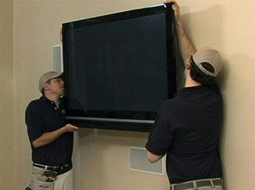 Повесит телевизор на стену , часы, в Бишкек