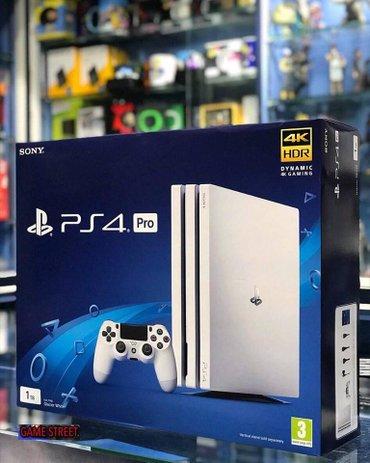 Sony PlayStation 4 pro 1TB με πλήρη αξεσουάρ 5 δωρεάν παιχνίδια 2 σε Αθήνα