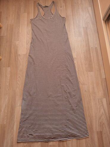 трикотажную кофту в Кыргызстан: Женское трикотажное платье в отличном состоянии. S, на высокий рост