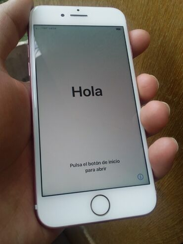 Электроника - Джал мкр (в т.ч. Верхний, Нижний, Средний): IPhone 7   128 ГБ   Розовое золото (Rose Gold) На запчасти