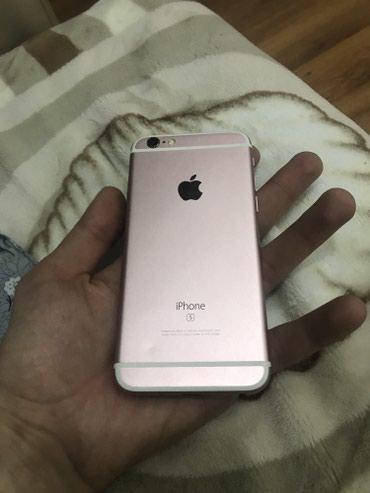 Iphone 6s. 16 gb rose gold состояние идеал в Бишкек - фото 4