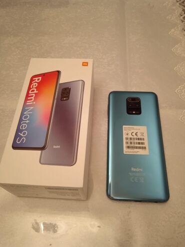 bmw 5 серия 525i 5mt - Azərbaycan: İşlənmiş Xiaomi Redmi Note 9S 128 GB boz