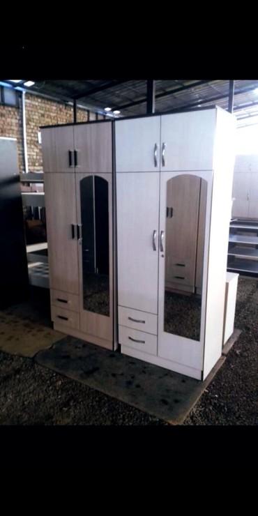 шкаф двухдверный в Кыргызстан: Шкаф двухдверный Ширина 80см Высота 2м Глубина 45 см