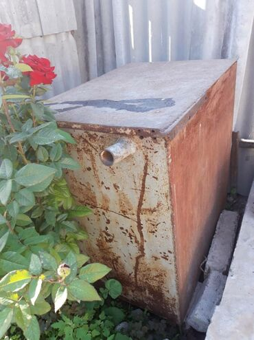 туалетную воду фаберлик tropic story в Кыргызстан: Бак ширина 70см,длина и высота 1 метр,под зерно и воду можно,с крышкой