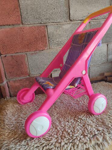 Детский мир - Полтавка: Игрушки,большая коляска для куклы 250