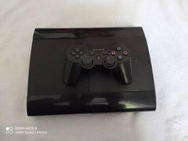 Sony Playstation 3 super slim 500g В отличном состоянии