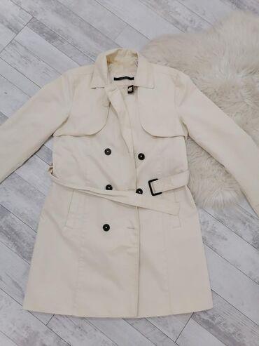 Dečije jakne i kaputi | Sabac: #Zara#mantil velicine za 13-14 god. Tacnije 164 cm. Odlican je jako le