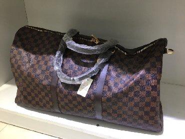 louis vuitton klatch в Кыргызстан: Дорожная сумка Louis Vuitton