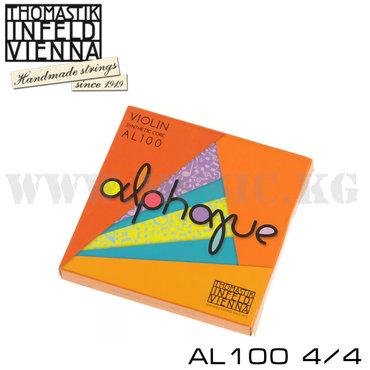 Скрипки в Кыргызстан: Струны для скрипки Thomastik L100 Alphayue Комплект струн для скрипки