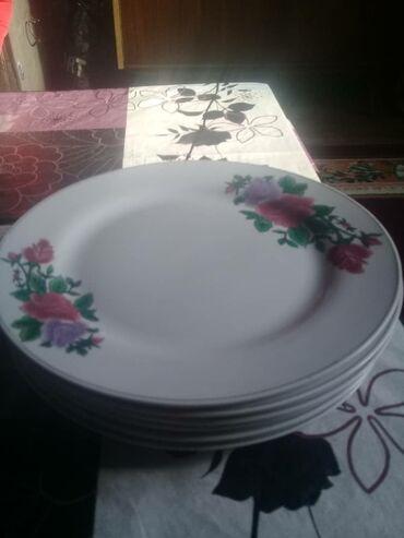 Бальше тарелки 6штук