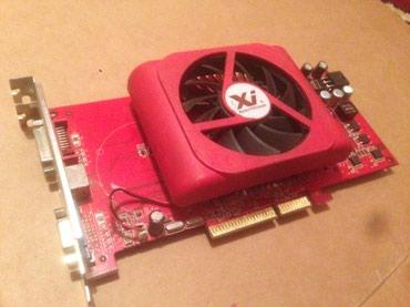 ВидеоКарта X1950GT 512MB DDR3 в Бишкек